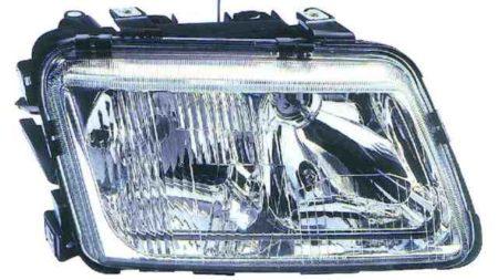 Faro Delantero Derecho Audi A3