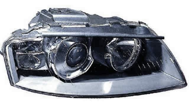 Faro Delantero Derecho Audi A3 3p año 2003 a 2008 XENON