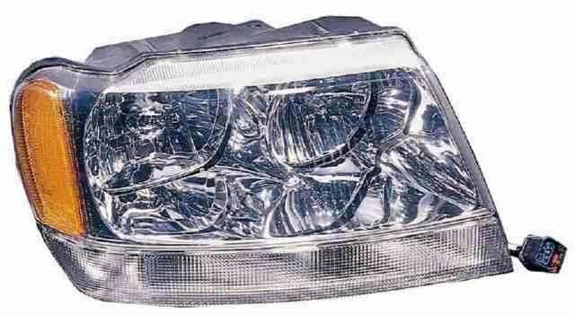 Faro Delantero Derecho Chrysler a jeep Grand Cherokee año 1999 a 2005