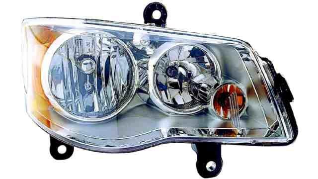 Faro Delantero Derecho Chrysler Voyager año 2008 a 2019