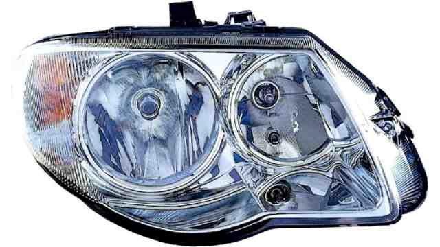 Faro Delantero Derecho Chrysler Voyager / Grand Voyager año 2005 a 2008