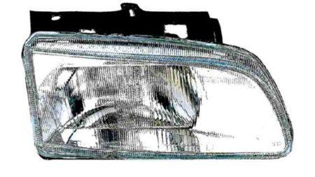 Faro Delantero Derecho Citroën Berlingo