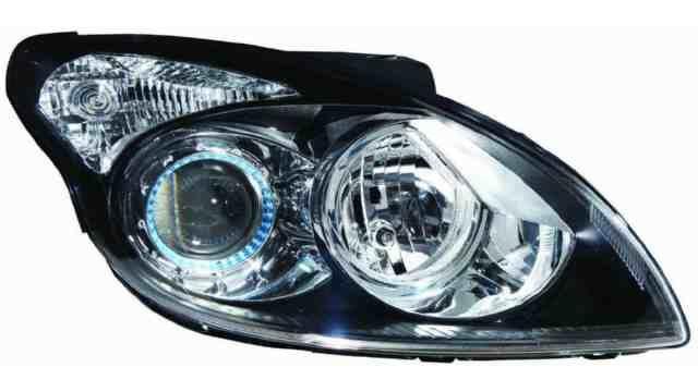Faro Delantero Derecho Hyundai I30 año 2007 a 2012