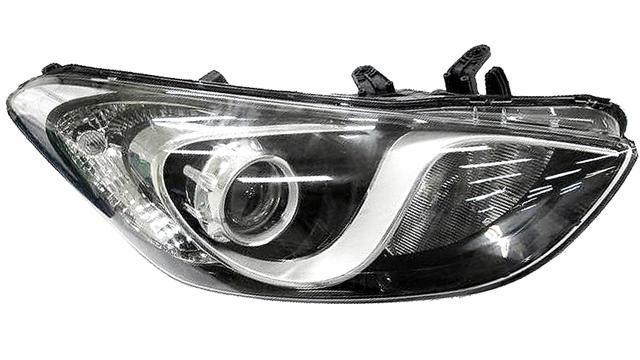 Faro Delantero Derecho Hyundai I30 año 2012 a 2019