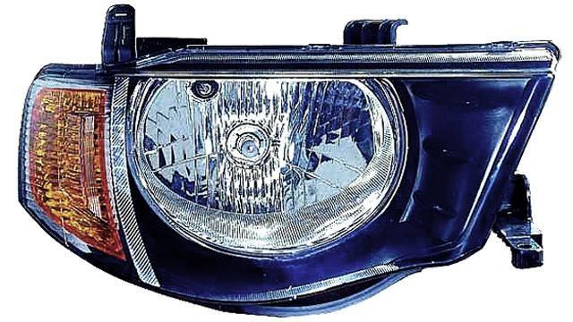 Faro Delantero Derecho Mitsubishi L200 año 2006 a 2015