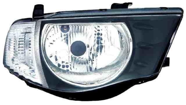 Faro Delantero Derecho Mitsubishi L200 año 2006 a 2018