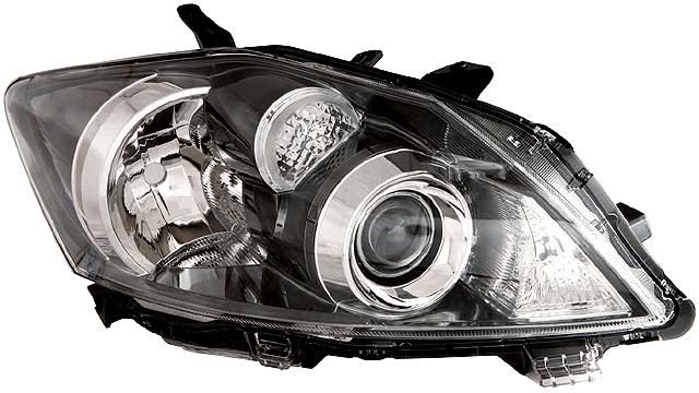 Faro Delantero Derecho Toyota Auris año 2010 a 2013 XENON