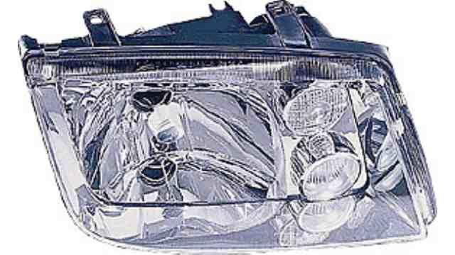 Faro Delantero Derecho Volkswagen Bora Berlina 4p / Variant año 1998 a 2005