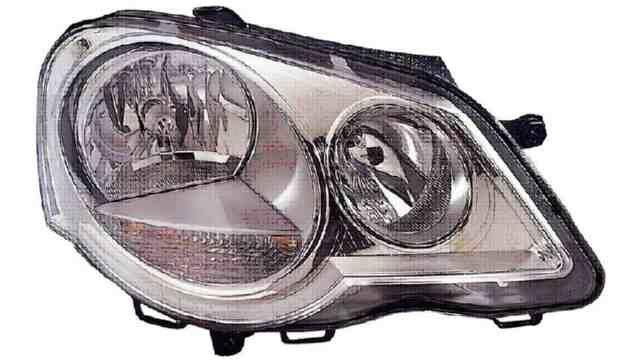 Faro Delantero Derecho Volkswagen Polo VI año 2005 a 2009