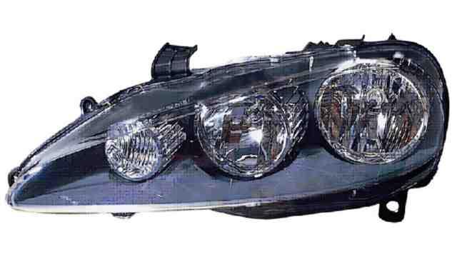 Faro Delantero Izquierdo Alfa Romeo 147 año 2004 a 2010