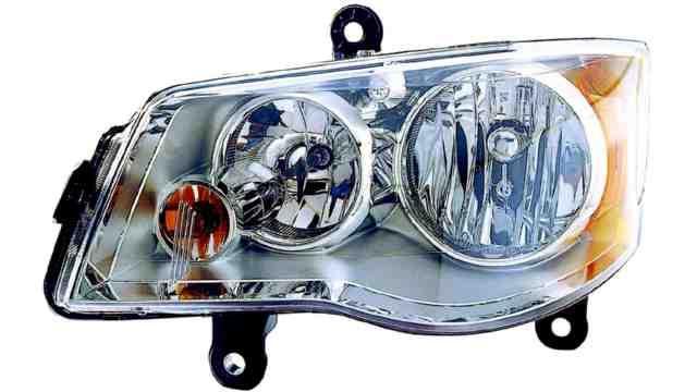 Faro Delantero Izquierdo Chrysler Voyager año 2008 a 2019