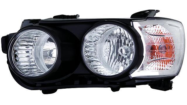 Faro Delantero Izquierdo Daewoo-chevrolet Aveo Sedan 4p / Hatcthback 3/5p año 2011 a 2019
