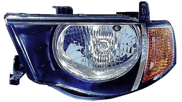 Faro Delantero Izquierdo Mitsubishi L200 año 2006 a 2015