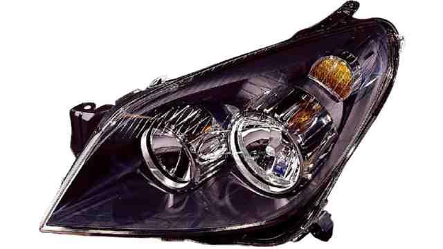 Faro Delantero Izquierdo Opel Astra H año 2004 a 2007