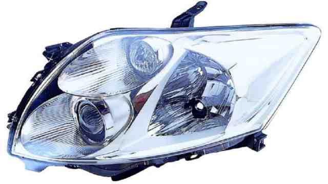 Faro Delantero Izquierdo Toyota Auris 3/5p año 2007 a 2010