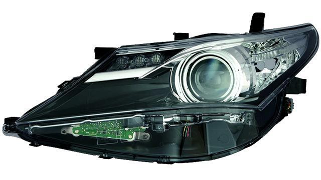 Faro Delantero Izquierdo Toyota Auris año 2013 a 2015 LED