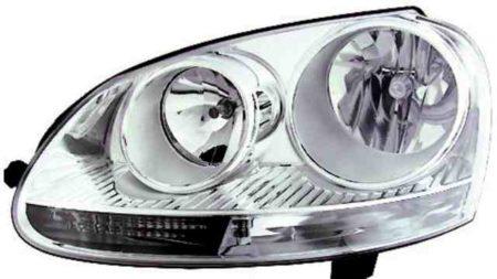 Faro Delantero Izquierdo Volkswagen Golf V