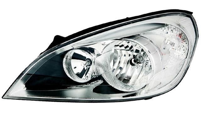 Faro Delantero Izquierdo Volvo S60 / V60 año 2010 a 2012 LED