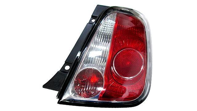 Piloto Trasero Derecho Fiat 500 año 2007 a 2019