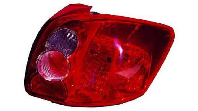 Piloto Trasero Derecho Toyota Auris 3/5p año 2007 a 2010