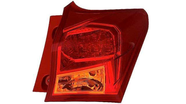 Piloto Trasero Derecho Toyota Auris 5 Puertas año 2013 a 2015 LED