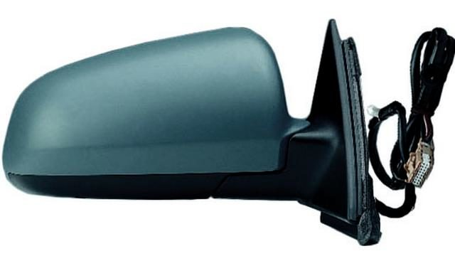 Espejo Completo Derecho Audi A4 año 2000 a 2004|***58