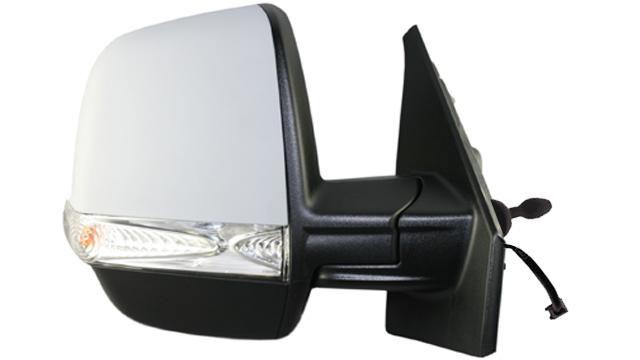 Espejo Completo Derecho Fiat Dobló año 2010 a 2018 | 24233542
