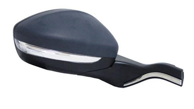 Espejo Completo Derecho Peugeot 208 año 2012 a 2019|**012