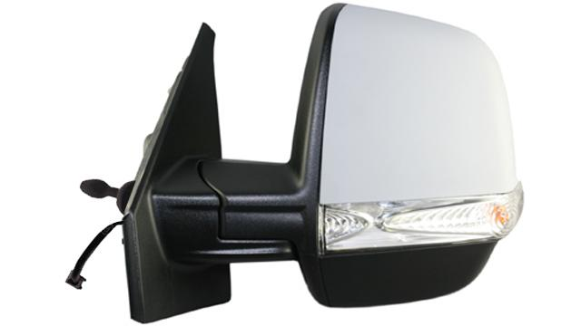 Espejo Completo Izquierdo Fiat Dobló año 2010 a 2018 | 24233541