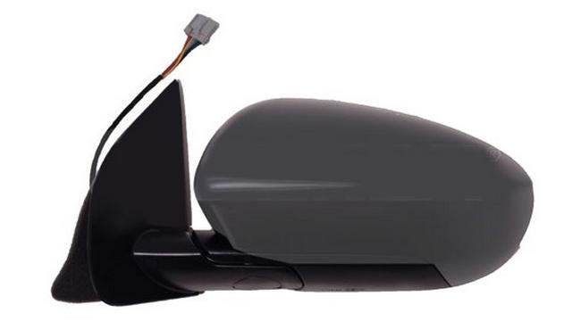 Espejo Completo Izquierdo Nissan Qashqai año 2006 a 2014|**001