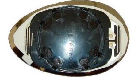 Espejo Cristal + Base Derecho Alfa Romeo 156