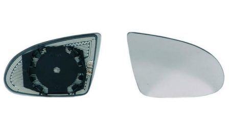 Espejo Cristal + Base Derecho Audi A2