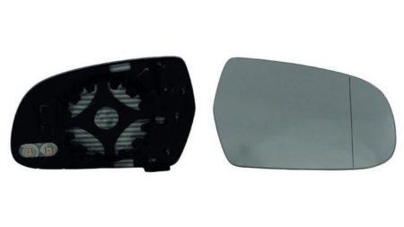 Espejo Cristal + Base Derecho Audi A3
