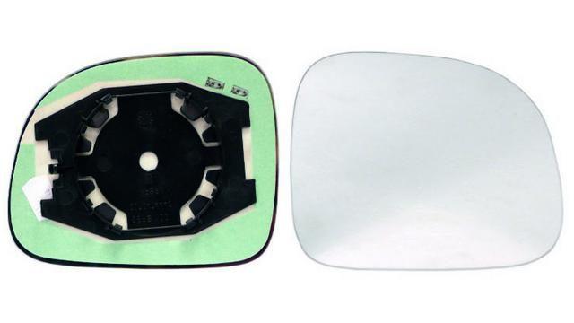 Espejo Cristal + Base Derecho Fiat Panda año 2009 a 2012 | 31084912