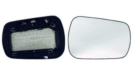 Espejo Cristal + Base Derecho Ford Fiesta