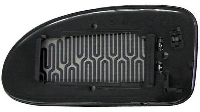 Espejo Cristal + Base Derecho Ford Focus año 1998 a 2004 | 31316522