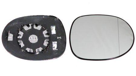 Espejo Cristal + Base Derecho Honda Civic