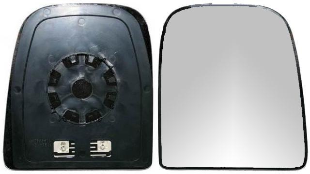 Espejo Cristal + Base Derecho Iveco Daily año 2006 a 2011|***12