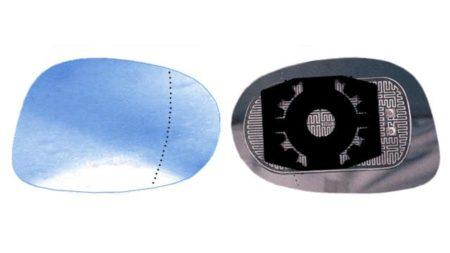 Espejo Cristal + Base Derecho Lancia Delta