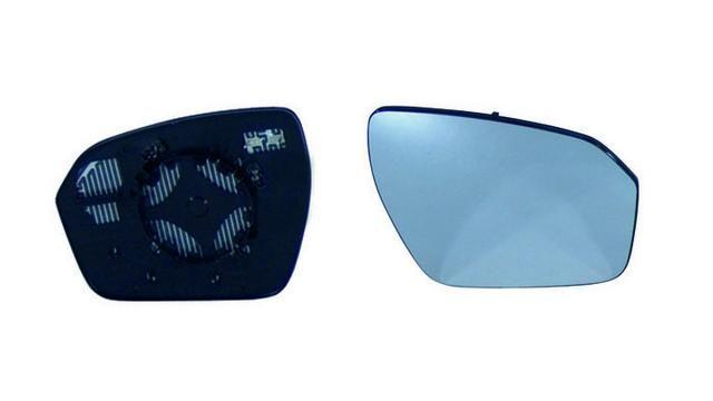Espejo Cristal + Base Derecho Range Rover Evoque año 2011 a 2019|***02