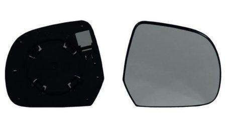 Espejo Cristal + Base Derecho Nissan Micra