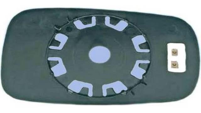 Espejo Cristal + Base Derecho Renault Laguna II año 2001 a 2007|***22