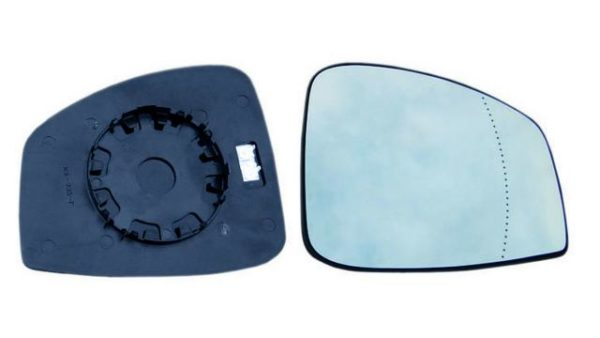 Espejo Cristal + Base Derecho Renault Scenic