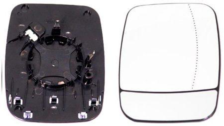 Espejo Cristal + Base Derecho Renault Trafic