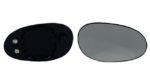 Espejo Cristal + Base Derecho Smart Roadster