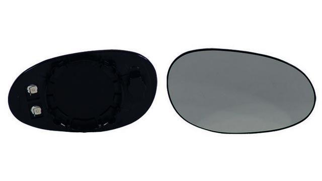 Espejo Cristal + Base Derecho Smart Roadster año 2003 a 2006|***02