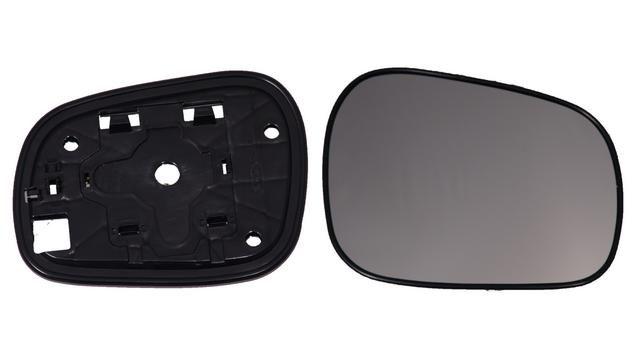 Espejo Del Lado Del Pasajero Izquierdo Gran Angular Cristal Para Suzuki Alto 2009-2014 0374LAS