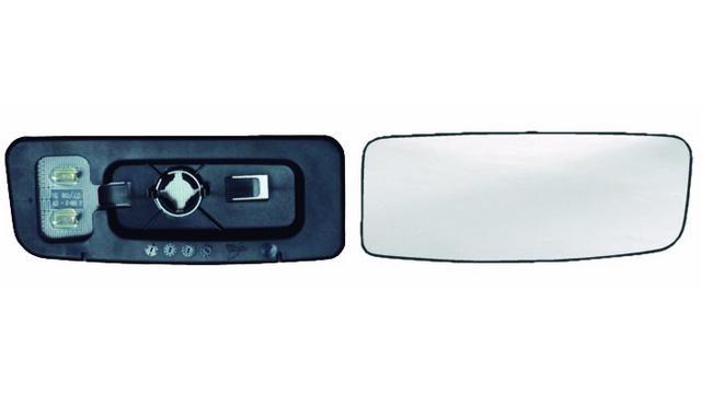 Espejo Cristal + Base Derecho Volkswagen Crafter año 2006 a 2012|**002