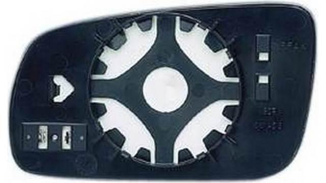 Espejo Cristal + Base Derecho Volkswagen Golf IV año 1998 a 2003|**016