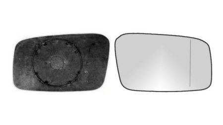 Espejo Cristal + Base Derecho Volvo 850